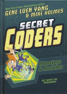 SECRET CODERS HC VOL 06 (OF 6) MONSTERS & MODULES (C: 1-1-0)
