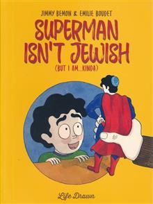 SUPERMAN ISNT JEWISH BUT I AM KINDA GN