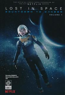 LOST IN SPACE COUNTDOWN TO DANGER GN VOL 01 PX PHOTO CVR (C:
