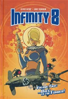 INFINITY 8 HC VOL 02 BACK TO THE FUHRER (MR)