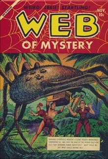 PRE CODE CLASSICS WEB OF MYSTERY SLIPCASE ED VOL 04 (C: 0-1-