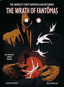 WRATH OF FANTOMAS HC (MR)