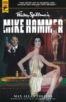 MIKE HAMMER TP NIGHT I DIED (MR)
