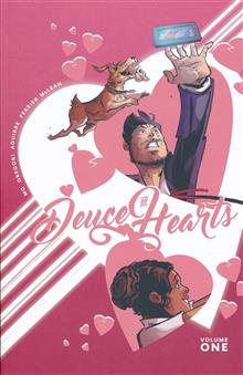 DEUCE OF HEARTS TP (C: 0-1-2)