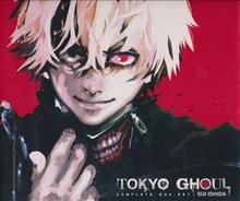 TOKYO GHOUL GN COMPLETE BOX SET