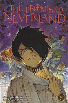 PROMISED NEVERLAND GN VOL 06 (C: 1-0-1)