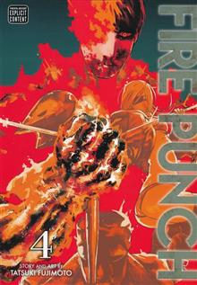 FIRE PUNCH GN VOL 04 (MR)