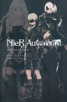 NIER AUTOMATA LONG STORY SHORT NOVEL SC VOL 01 (C: 1-0-1)