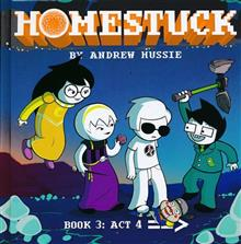 HOMESTUCK HC VOL 03  ACT 4