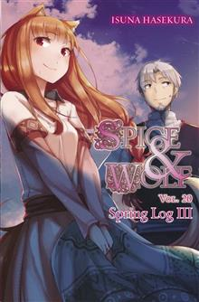 SPICE AND WOLF LIGHT NOVEL SC VOL 20 SPRING LOG III (C: 0-1-