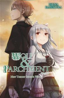 WOLF & PARCHMENT LIGHT NOVEL SC VOL 03 NEW THEORY (C: 0-1-2)