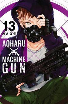 AOHARU X MACHINEGUN GN VOL 13 (C: 1-1-2)