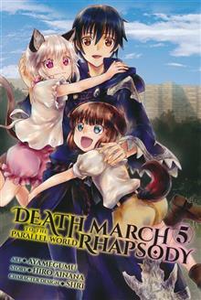 DEATH MARCH PARALLEL WORLD RHAPSODY GN VOL 05 (C: 1-1-2)