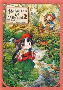 HAKUMEI & MIKOCHI GN VOL 02 (C: 1-1-2)