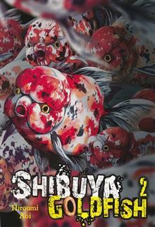 SHIBUYA GOLDFISH GN VOL 02 (C: 1-1-2)