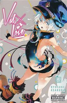 VAL X LOVE GN VOL 04 (MR) (C: 1-1-2)