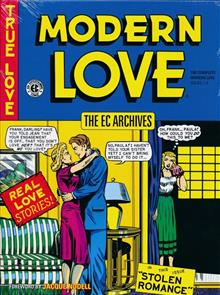 EC ARCHIVES MODERN LOVE HC