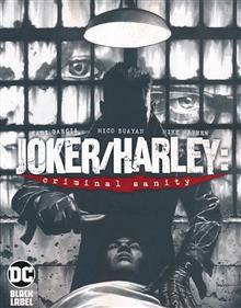 JOKER HARLEY CRIMINAL SANITY #1 (OF 9) SUAYAN VAR ED