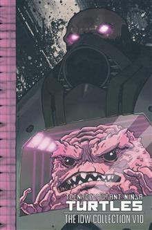 TMNT ONGOING (IDW) COLL HC VOL 10