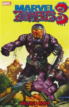 MARVEL ZOMBIES TP VOL 03 NEW PTG