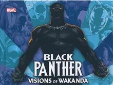 BLACK PANTHER HC VISIONS OF WAKANDA