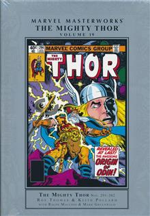 MMW MIGHTY THOR HC VOL 19