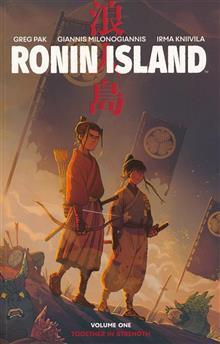 RONIN ISLAND TP VOL 01