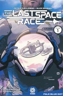 LAST SPACE RACE TP VOL 01