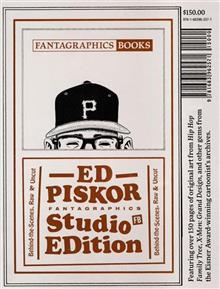 FANTAGRAPHICS STUDIO ED HC ED PISKOR
