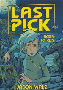 LAST PICK GN VOL 02 (OF 3) BORN TO RUN