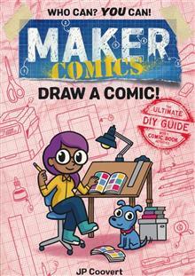 MAKER COMICS GN DRAW A COMIC