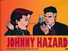 JOHNNY HAZARD DAILIES HC VOL 07 1954-1956 (RES)