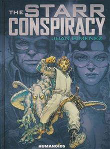 STARR CONSPIRACY HC (MR)