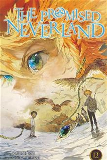 PROMISED NEVERLAND GN VOL 12