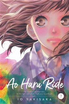 AO HARU RIDE MANGA GN VOL 07