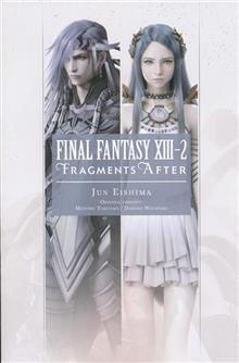 FINAL FANTASY XIII 13-2 FRAGMENTS AFTER NOVEL SC VOL 02