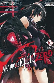 AKAME GA KILL ZERO GN VOL 10 (MR)