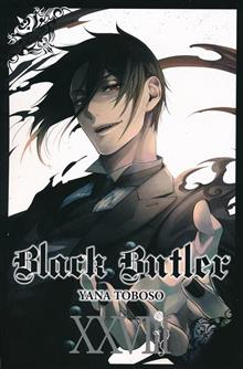 BLACK BUTLER GN VOL 28