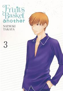 FRUITS BASKET ANOTHER GN VOL 03