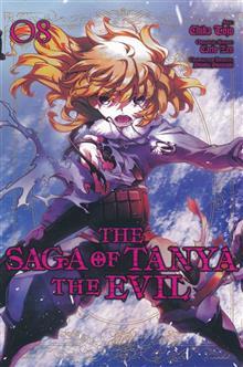 SAGA OF TANYA EVIL GN VOL 08