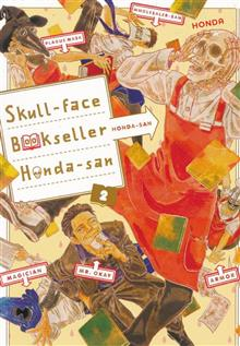 SKULL-FACE BOOKSELLER HONDA-SAN GN VOL 02