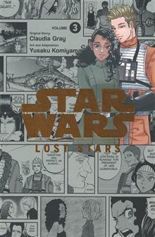 STAR WARS LOST STARS GN VOL 03 MANGA
