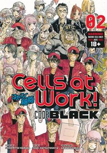 CELLS AT WORK CODE BLACK GN VOL 02