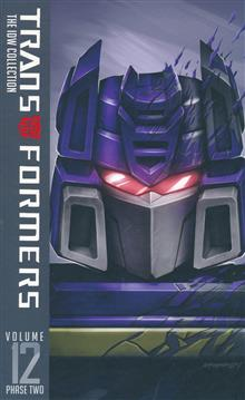 TRANSFORMERS IDW COLL PHASE 2 HC VOL 12