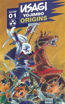 USAGI YOJIMBO ORIGINS TP VOL 01