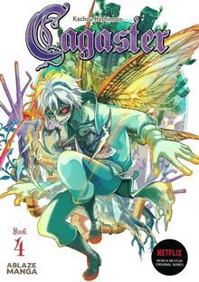 CAGASTER GN VOL 04