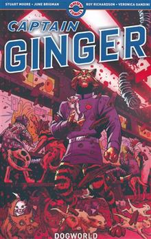 CAPTAIN GINGER TP VOL 02
