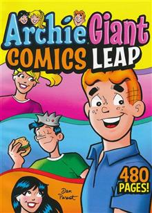 ARCHIE GIANT COMICS LEAP GN