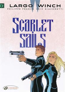 LARGO WINCH GN VOL 18 SCARLET SAILS