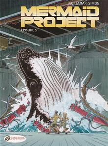 MERMAID PROJECT GN VOL 05 EPISODE 5